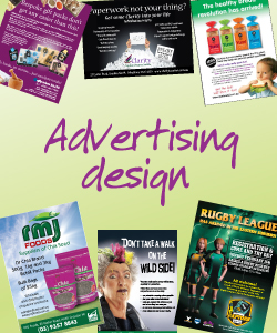 Advertising services eastern Melbourne